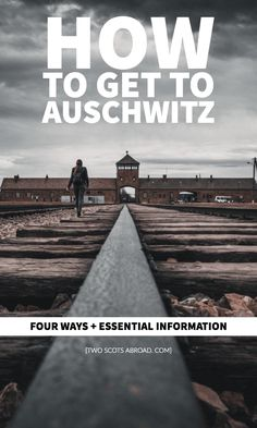 How to get to Auschwitz from Krakow in Poland. Auschwitz tours taxi advice bus and train options. Learn about The Holocaust pay respect to victims. Krakow Poland, Warsaw Poland, Poland Travel, Germany Travel, Train Tour, Travel Goals, Day Tours, European Travel, Trip Advisor