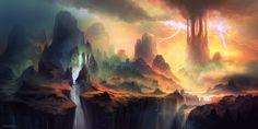 The Great Turrim by FerdinandLadera on DeviantArt