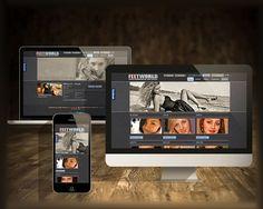Internetowy sklep ze zdjęciami FeetWorld.eu wykonany w oparciu o CMS Joomla! z wykorzystanie dodatku VirtueMart