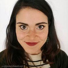 Stato del trucco e della persona dopo pranzo  sembro il professore stressato di Daria con un occhio più grande e di fuori e uno più piccolo  #FOTD #faceoftheday #appuntidimakeup #igers #igersitalia #ibblogger #bblogger #igersroma #love #picoftheday #photooftheday #amazing #smile #instadaily #followme #instacool #instagood http://ift.tt/1TFKZ3u