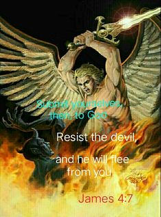 Angel vs Demon by elshazam Male Angels, Vs Angels, Guardian Angels, Angels And Demons, Angel Warrior, Prayer Warrior, Christian Warrior, Christian Art, Angel Pictures