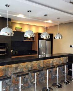 Interior Living Room Design Trends for 2019 - Interior Design Decor, Kitchen Ceiling, Kitchen Design, Sweet Home, Kitchen Decor, Decor Design, Modern Kitchen, Kitchen Interior, Small Space Interior Design