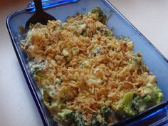 Shaggy Baggy: 31 Days of Vegetables - Day 13's Broccoli Bake