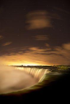 The Stars of Niagara Falls by John A Ryan Photography.