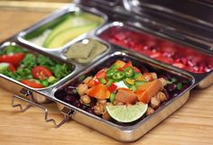 Mexicana Sweet Potato Planetbox Lunchbox