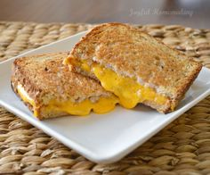 If you haven't tried Grilled Cheese in the Oven you are missing a fast, crowd friendly, delicious treat!