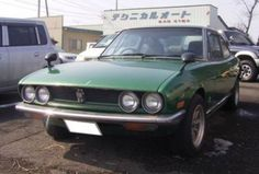 1974-Isuzu-117-Coupe-for-sale-Front