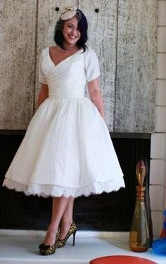 31 Best 50s Wedding Dresses Images 50s Style Wedding Dress