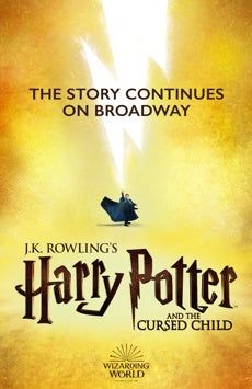 Harry Potter And The Cursed Child Cursed Child Harry Harry Potter