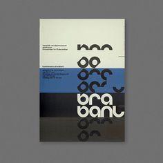 """""""Will van Sambeek. Kunstenaars uit Brabant. 1963"""