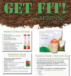 Be healthy!! www.alyssakummick.arbonne.com