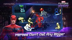 Marvel Future Fight: Giant Man Spotlight