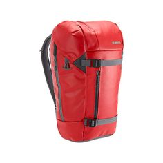 Lumen Pack Real Red Tarp CHF 45.00* Prix : CHF 100.00 soit -55% #Burton #eboutic #ventesprivees Sport, Burton Snowboards, Practical Gifts, Snowboarding, Luggage Bags, 50th, Great Gifts, Polka Dots, Backpacks