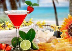 Aperitivo alla frutta - cocktail Fruit