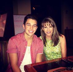 Austin Mahone & Michele Mahone❤❤❤❤