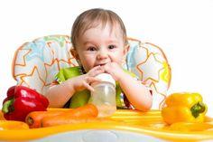 Genetyka w kuchni, czyli po co dziecku warzywa