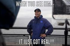 Shit, I guess Hurricane Matthew is serious now. Prepared to stay or to run.wish me luck! Jim Cantore, Flow Quotes, Florida Funny, Make Em Laugh, Funny Memes, Jokes, The Weather Channel, I Laughed, Laughter