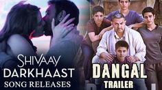 Or : Trailer Releases With Which Movie? Aamir Khan, Bollywood Gossip, Watch Video, Songs, Movie Posters, Movies, Films, Film Poster, Cinema