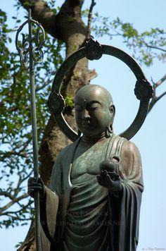The Bodhisattva, Jizo