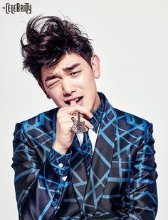 "Eric Nam revela a la revista ""The Celebrity"" sus ambiciones a futuro Celebrity Magazines, Eric Nam, Fandom, Silly Faces, Korean American, Korean Entertainment, K Idol, Photo Instagram, American Singers"