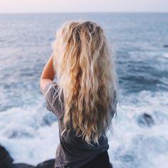 après ocean hair by roxface
