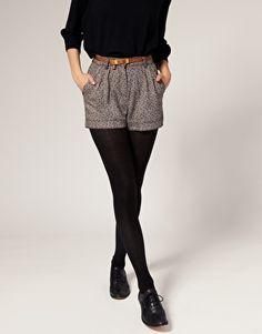 shorts + leggings