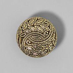 Plastic button, Dahl 85 - Golden Buttonsfavorable buying at our shop Us Shop, Textiles, Dahl, Gold, Personalized Items, Stuff To Buy, Artemis, Fabrics, Buttons