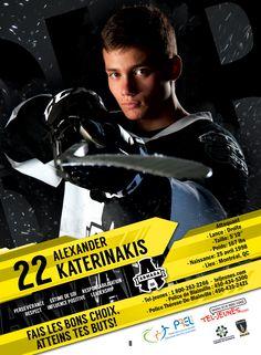 Alexander Katerinakis #22