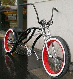 Firebike Black Widow