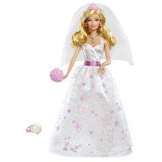 dolls | The Bride Barbie Dolls by Mattel on LoveKidsZone. - LoveKidsZone