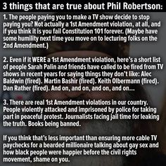 3 Things That are True about Phil Robertson