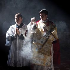 Why is incense used at Mass? The smoke of burning incense is seen by the church as an image of the prayers of the faithful rising to…