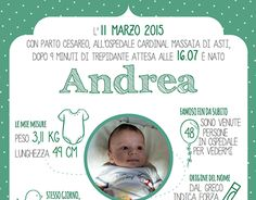 "Check out new work on my @Behance portfolio: ""It's a boy! Andrea"" http://be.net/gallery/28944949/Its-a-boy-Andrea"