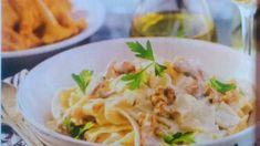 Cestoviny so smotanovou omáčkou z kuriatok | VARENÝ-pečený Chicken, Meat, Food, Essen, Meals, Yemek, Eten, Cubs