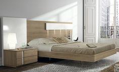 Dormitorio de matrimonio de moderno , del fabricante Glicerio Chaves
