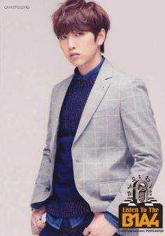 Lee Jung Hwan 이정환 (Sandeul 산들) is the powerful lead vocals of the group. (I mean, outstanding! Check him out.) Born March 20, 1992
