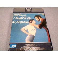 1982 Twentieth Century-fox Video, Inc. Twentieth Century-fox Video Neil Simon's I Ought to Be in Pictures Movie Beta Betamax Movie Tape #1150 (Office Product)  http://flavoredbutterrecipes.com/amazonimage.php?p=B007F4E1FE  B007F4E1FE