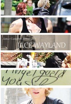 Jamie Campbell Bower as Jace Wayland (Herondale)