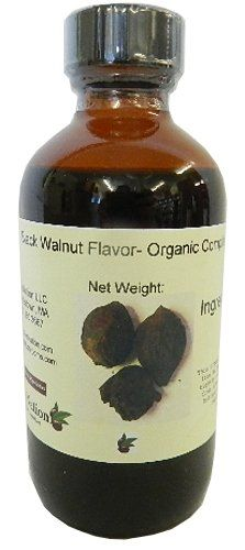 OliveNation Natural Black Walnut Extract  Gluten Free Organic Compliant  Size of 8 oz -- Click image for more details.(This is an Amazon affiliate link and I receive a commission for the sales)