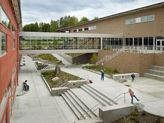 Little Cedars Elementary School, Snohomish School District - NAC Architecture: Architects in Seattle & Spokane, Washington, Los Angeles, California