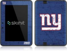 Skinit New York Giants Distressed Vinyl Skin for Amazon Kindle Fire HD 7 by Skinit. $19.99. IMPORTANT: Skinit skins, stickers, decals are NOT A CASE. Our skins are VINYL SKINS that allow you to personalize and protect your device with form-fitting skins. Our adhesive backing can be applied and removed with no residue, no mess and no fuss. Skinit skins are engineered specific to each device to take into account buttons, indicator lights, speakers, unique curvature...