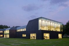 Atelier Kempe Thill, Municipio di Borsele, Heinkenszand, Paesi Bassi