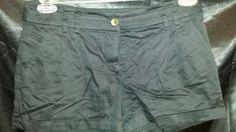 H&M short shorts black sz 6 GUC summer | Clothing, Shoes & Accessories, Women's Clothing, Shorts | eBay!