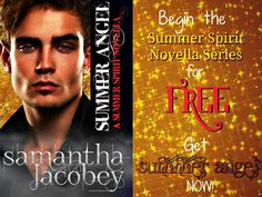 SUMMER ANGEL is FREE FOR EVERYONE - The perfect travel sized reads – SamJac Paranormal Romance with Magical Guardian Angels (clean read) >> hyperurl.co/sh19fm . Read the rest of the series for ONLY 99 cents each or FREE on KU!! DARK ANGEL – hyperurl.co/ose807 FORGOTTEN ANGEL -hyperurl.co/aqn265 KARMA'S MINION - smarturl.it/ckvk76 KARMA'S REVENGE - smarturl.it/tqeer8 KARMA'S LEGACY - smarturl.it/8lvz2j