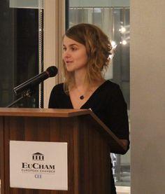 Green Economic Forum 2016 - Ms Barbara Lakatos (Executive, MagNet Bank)