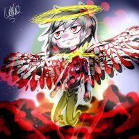EVANGELION: Chibi Nagisa by Lenka-chan-des