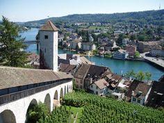 Schaffhausen, Switzerland - my home away from home in europe! loveeeeee this town.