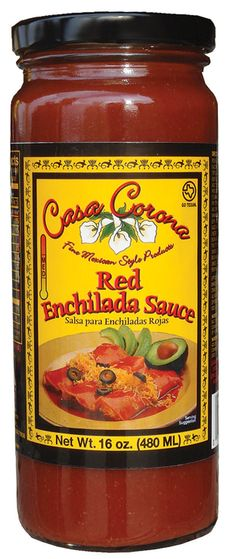 You can use this for anything... dips, sauces, beans, and of course... quick and easy enchiladas!