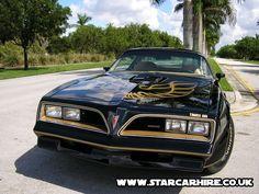 Fondo de Pantalla de Vehículos: Pontiac Trans-AM (de Los Caraduras)