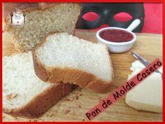 -- PAN DE MOLDE CASERO -- VÍDEO DE LA RECETA: https://www.youtube.com/watch?v=0dGxN-yrGH0 -- El Robarecetas es tú canal de cocina!!! Hasta luego Robarecetillas!!!